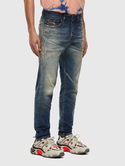 Diesel - D-Vider 009FR, Medium blue - Jeans - Image 6