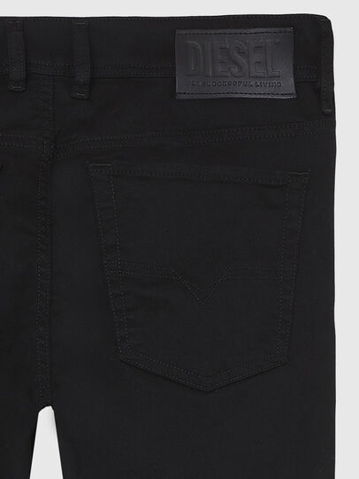 Diesel - Sleenker A69EI, Black/Dark grey - Jeans - Image 5