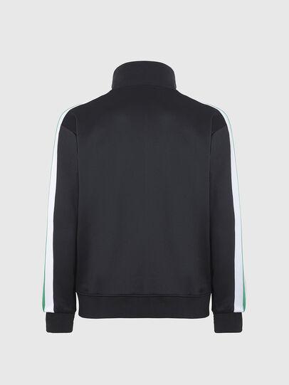 Diesel - S-KRAIM, Black - Sweaters - Image 2