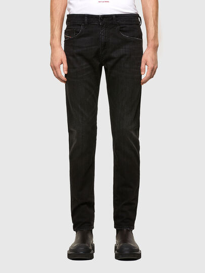 Diesel - Thommer 069PW, Black/Dark grey - Jeans - Image 1