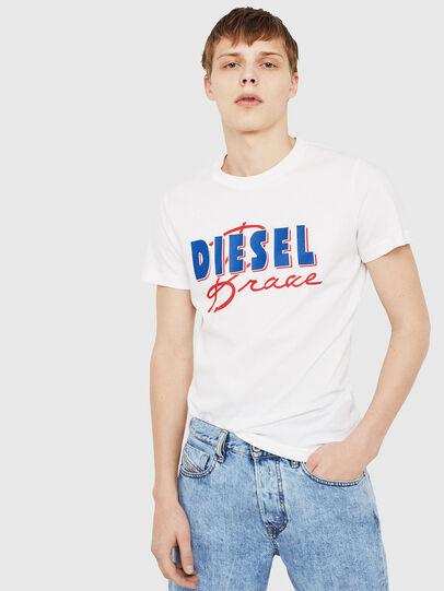 Diesel - T-DIEGO-C2,  - T-Shirts - Image 1