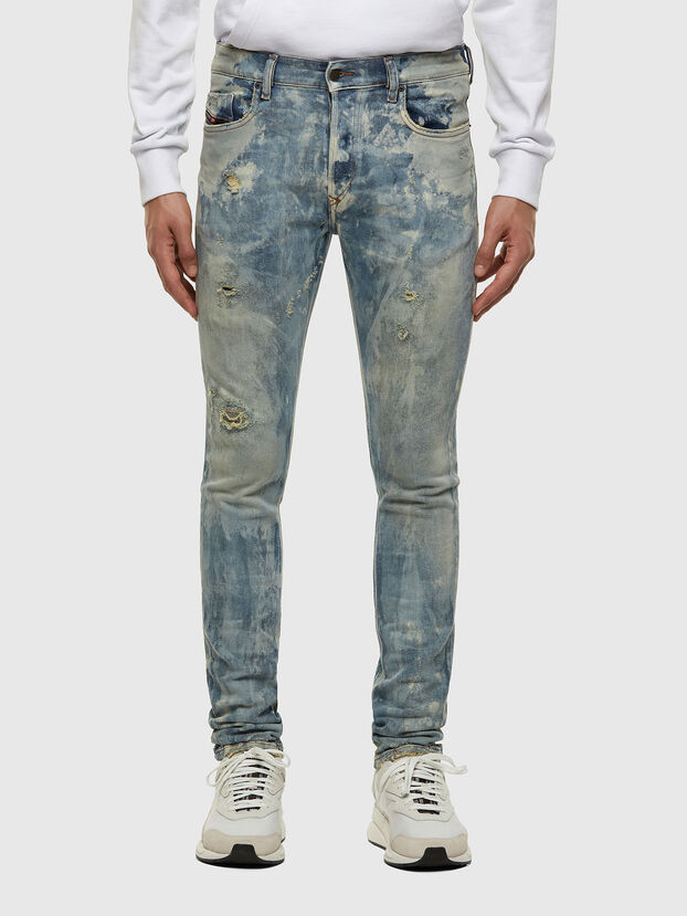 Tepphar 009FM, Light Blue - Jeans