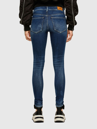 Diesel - Slandy 009CX, Medium blue - Jeans - Image 2