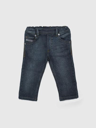 Diesel - KROOLEY-B JOGGJEANS-N, Dark Blue - Jeans - Image 1