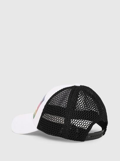 Diesel - CAKERYM-MAX-PR, White - Beachwear accessories - Image 2