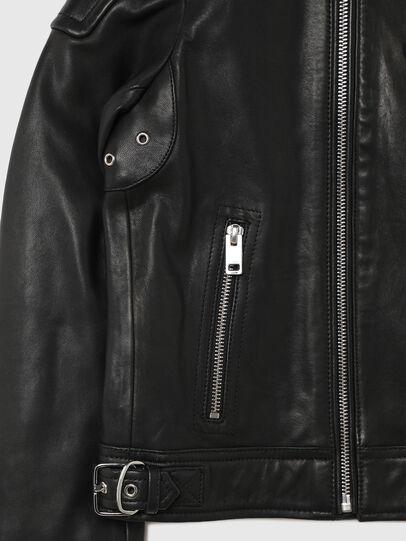 Diesel - JCODY, Black - Jackets - Image 4