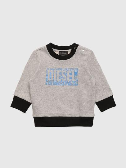 Diesel - SALLOB, Grey - Sweaters - Image 1