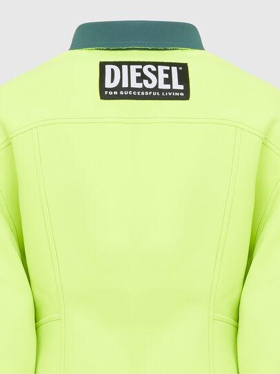 Diesel - G-ALBA, Water Green - Jackets - Image 8