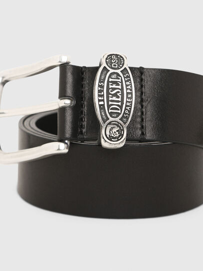 Diesel - B-BORN, Black - Belts - Image 2