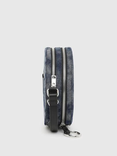 Diesel - OPHITE, Grey/Blue - Crossbody Bags - Image 3