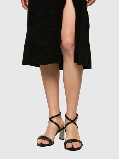 Diesel - M-BLEIKE, Black - Knitwear - Image 5
