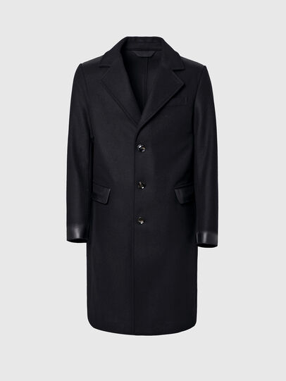 Diesel - W-COLBAX, Black - Winter Jackets - Image 4