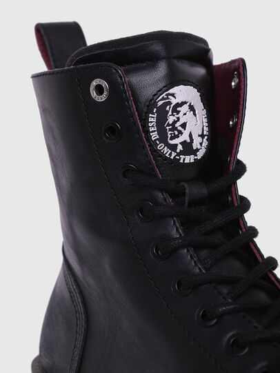 Diesel - D-KONBA CB, Black - Boots - Image 4