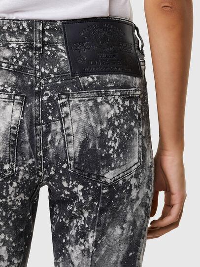 Diesel - D-Joy 009SW, Light Grey - Jeans - Image 4