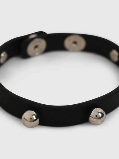 Diesel - A-CHIC, Black - Bijoux and Gadgets - Image 2