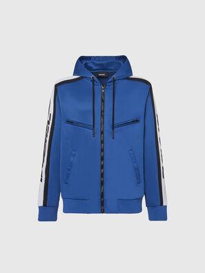 S-STEEL, Blue - Sweaters