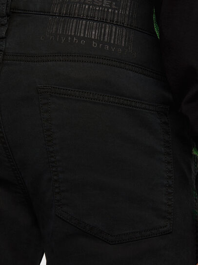 Diesel - D-Reeft JoggJeans 009HD, Black/Dark grey - Jeans - Image 5