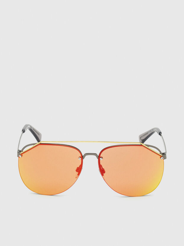 DL0314, Grey - Sunglasses