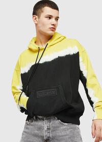 S-ALBY-DEEP, Black/Yellow