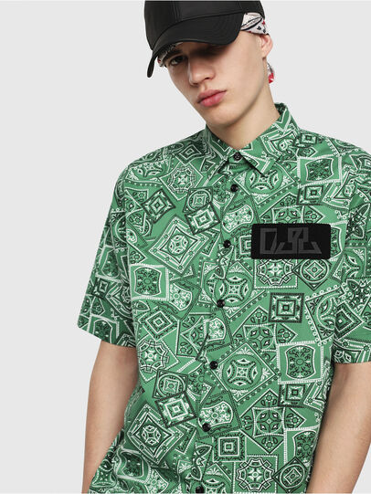Diesel - S-FRY-NP,  - Shirts - Image 3