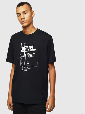 T-JUST-J14, Black - T-Shirts