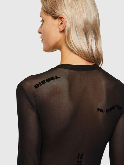Diesel - UFTK-VALERIE, Black - Bodysuits - Image 4