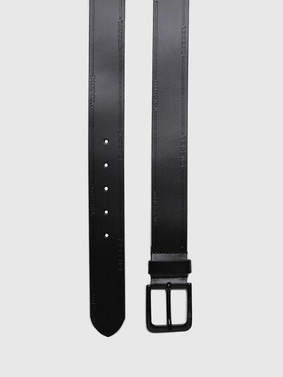 Diesel - B-MARTI, Black - Belts - Image 3