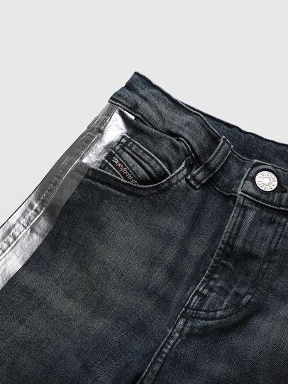 Diesel - BABHILA-J, Medium blue - Jeans - Image 3