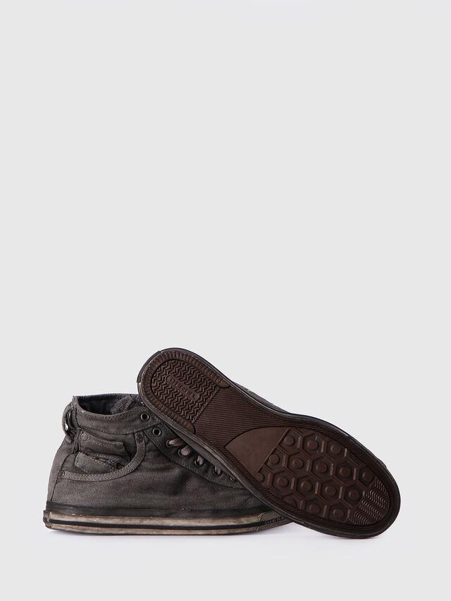 Diesel EXPOSURE I, Metal Grey - Sneakers - Image 4