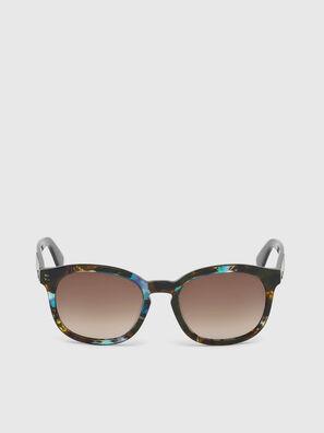 DM0190, Blue/Black - Sunglasses