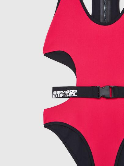 Diesel - BFSW-DIVERDOO, Pink/Black - Swimsuits - Image 3