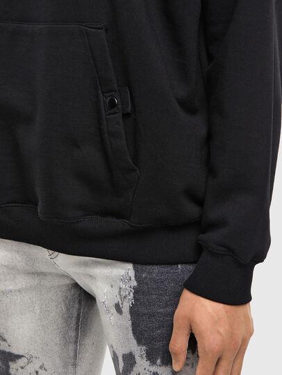 Diesel - S-UMMERPO, Black - Sweaters - Image 4