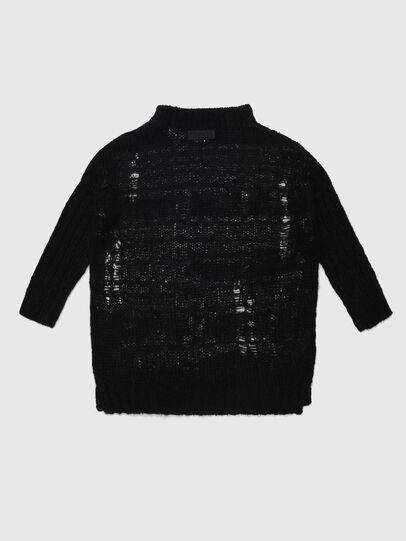 Diesel - KVANIX, Black - Knitwear - Image 2