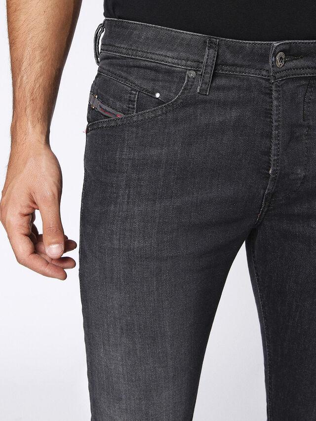 BELTHER 0687J, Black Jeans