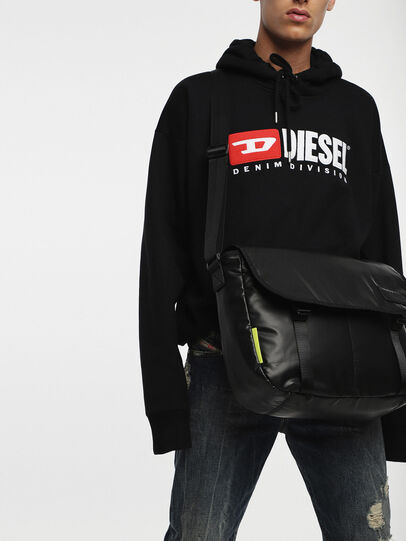 Diesel - F-DISCOVER MESSENGER,  - Crossbody Bags - Image 6