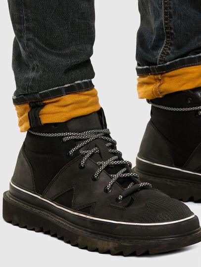 Diesel - Krooley JoggJeans 069NS, Dark Blue - Jeans - Image 5