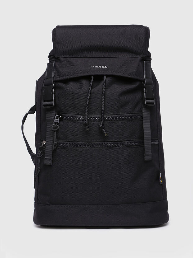 F-URBHANITY BACK II, Opaque Black - Backpacks