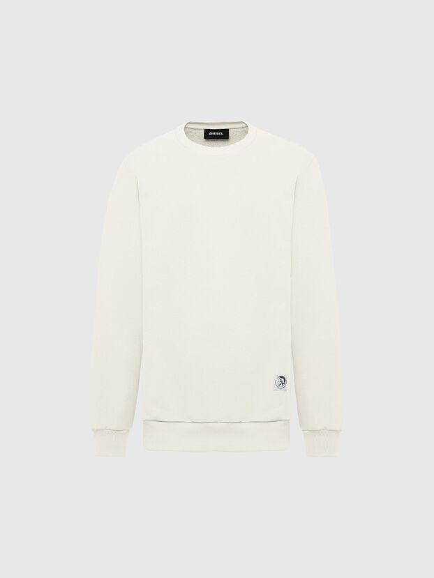 S-GIRK-MOHI, White - Sweaters
