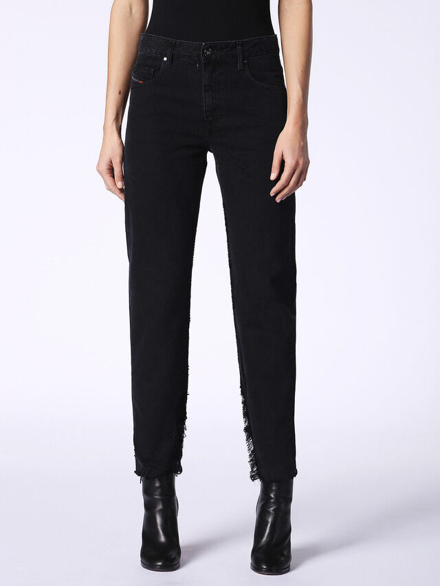 NEEKHOL-SP 084SL, Black Jeans
