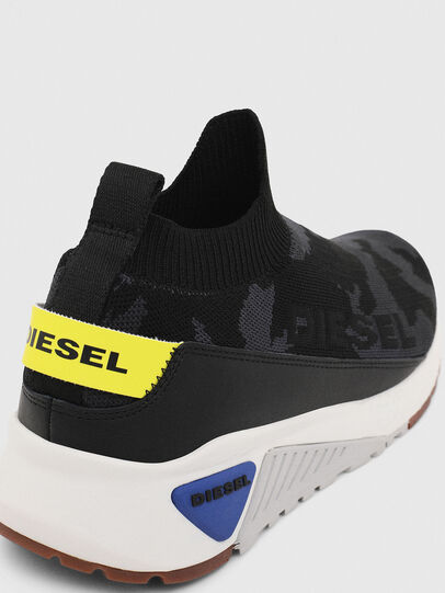 Diesel - S-KB SOCK QB, Black - Sneakers - Image 5