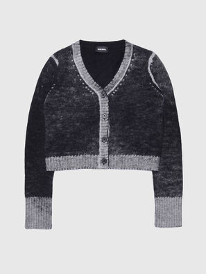 KBUSTY, Black/Grey - Knitwear