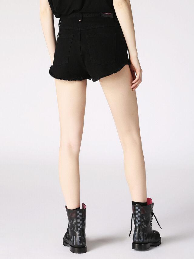 DE-GINGHER, Black Jeans