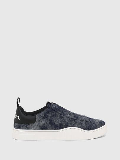 Diesel - S-CLEVER SO, Blue - Sneakers - Image 1
