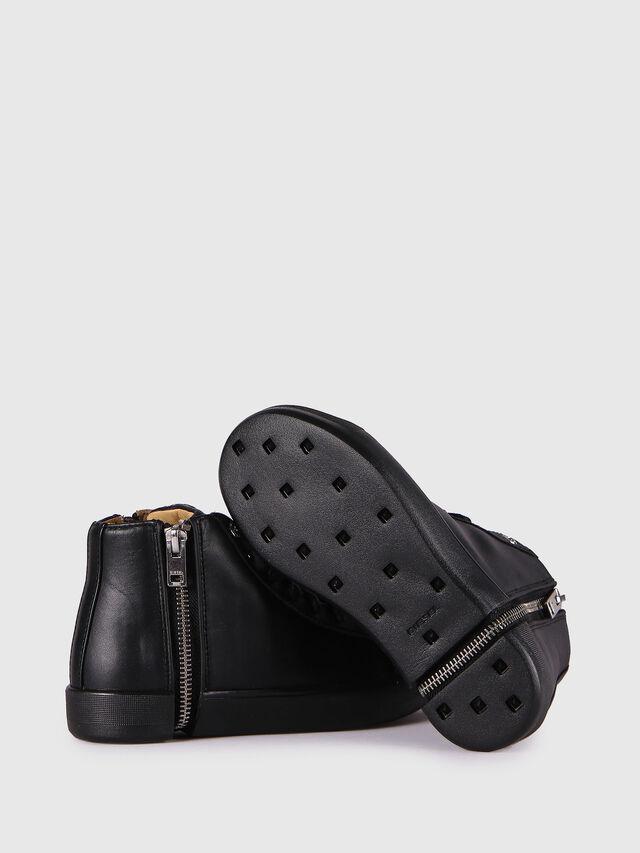 KIDS SN MID 24 NETISH YO, Black - Footwear - Image 4