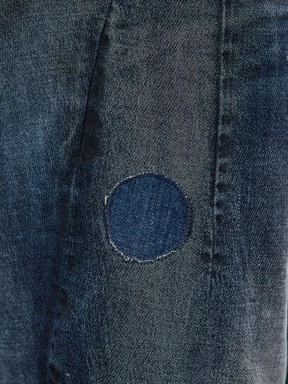 Diesel - Fayza JoggJeans 069PD, Dark Blue - Jeans - Image 5