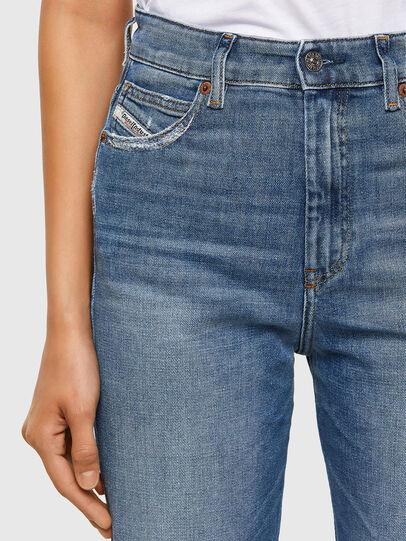 Diesel - D-Eiselle 009HG, Light Blue - Jeans - Image 3