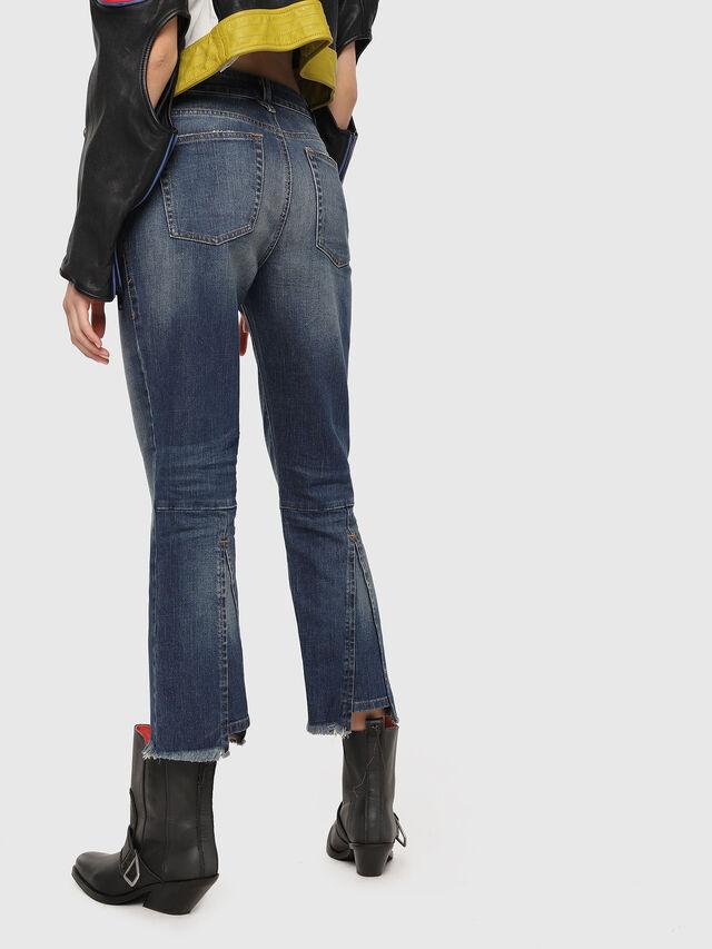 Diesel - D-Earlie 089AR, Medium blue - Jeans - Image 2