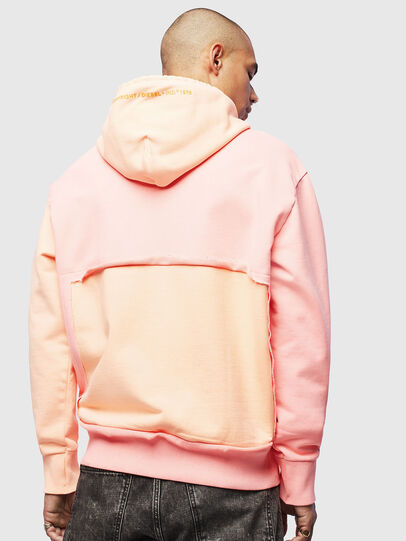 Diesel - S-CRAZY, Pink - Sweaters - Image 3