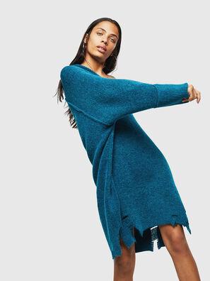 M-NOELIA, Blue Marine - Knitwear