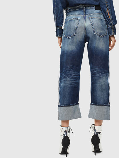 Diesel - D-Reggy 0096S, Medium blue - Jeans - Image 2